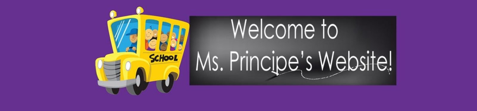 Ms. Principe's Website