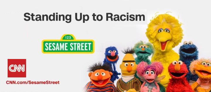 Sesame Street Town Hall About Racism