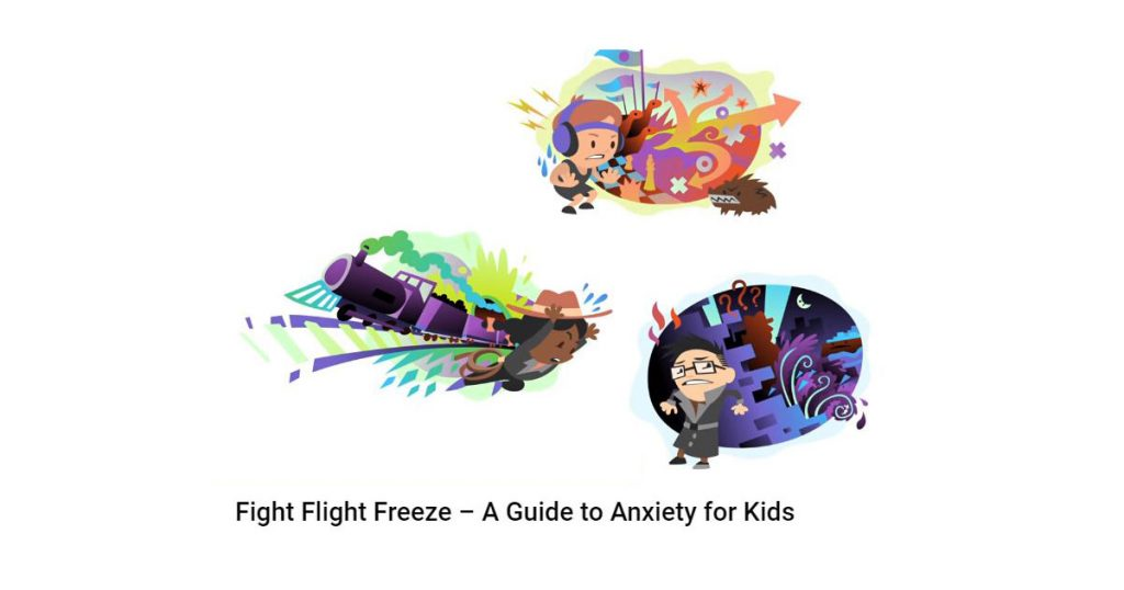 Fight Flight or Freeze - Anxiety Canada